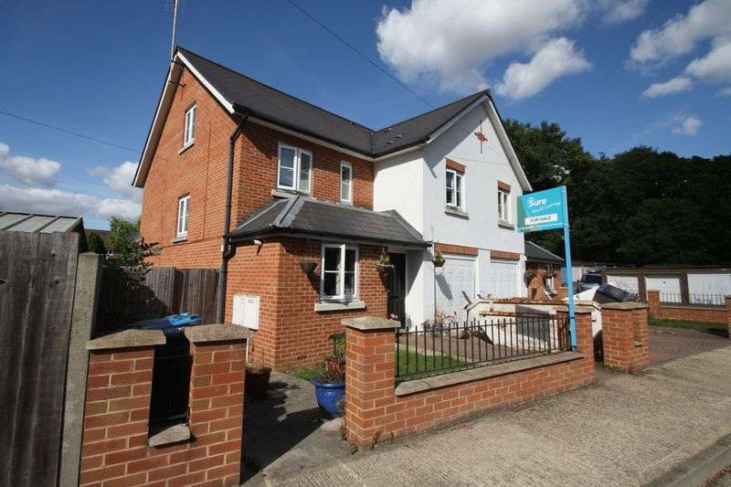 5 Bedrooms Semi Detached House for sale in New Park Drive, Hemel Hempstead