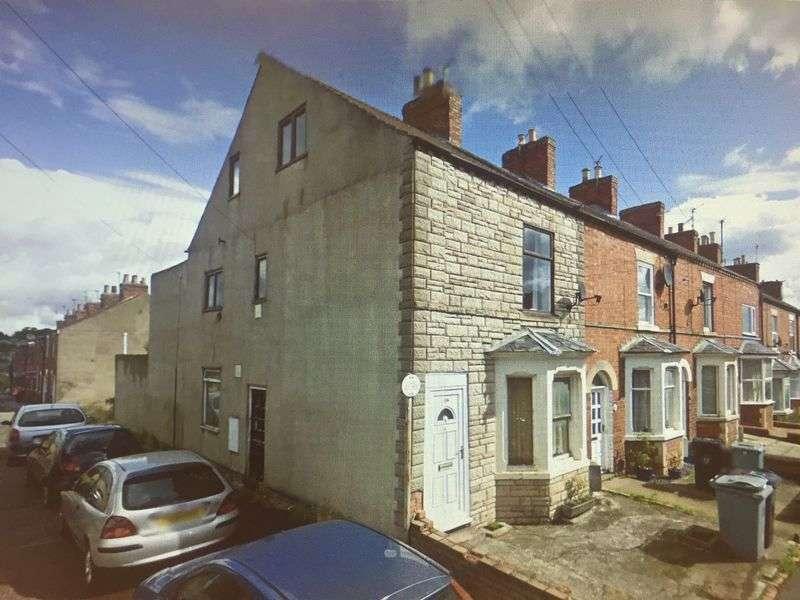 2 Bedrooms Flat for sale in Dysart Road, Grantham