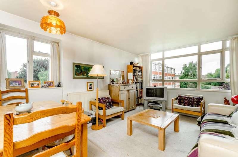 2 Bedrooms Maisonette Flat for sale in Kersfield Road, Putney, SW15