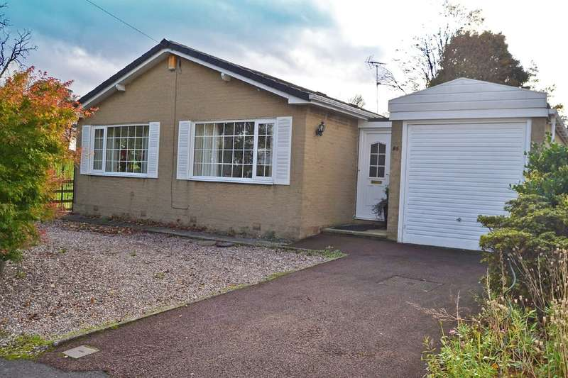 3 Bedrooms Detached Bungalow for sale in Walton Lane, Sandal, Wakefield