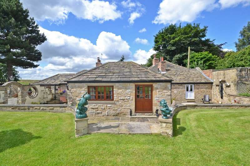 3 Bedrooms Cottage House for sale in Rose Barn Cottage, Heath, Wakefield