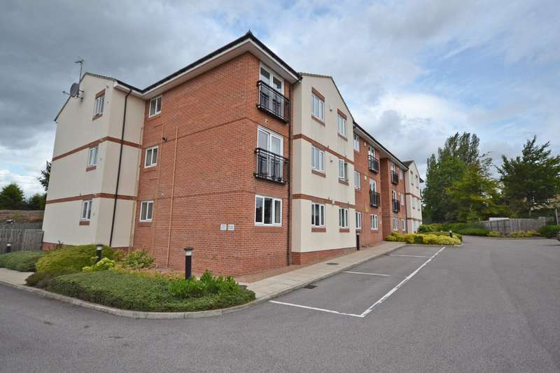 2 Bedrooms Flat for sale in The Kilns, Wrenthorpe, Wakefield