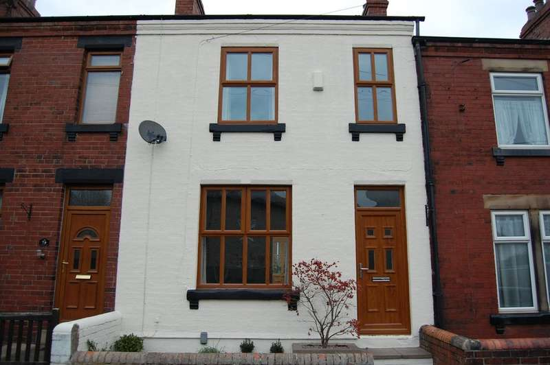 2 Bedrooms Terraced House for sale in Parker Road, Horbury