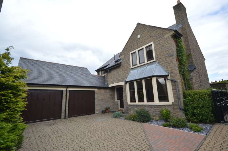 4 Bedrooms Detached House for sale in Arden Court, Horbury