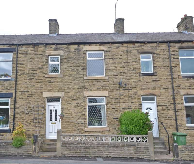 3 Bedrooms Terraced House for sale in Horbury Road, Ossett