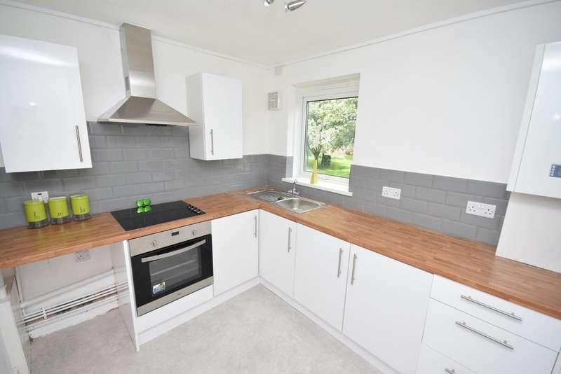 2 Bedrooms Flat for sale in Pildacre Brow, Ossett