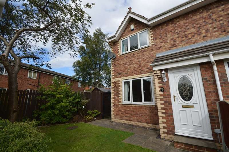 3 Bedrooms Semi Detached House for sale in Trinity View, Ossett
