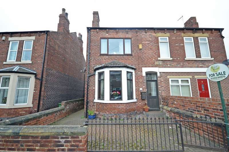 2 Bedrooms Semi Detached House for sale in Church Lane, Normanton