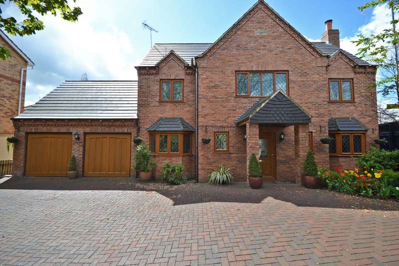 6 Bedrooms Detached House for sale in Northfield Lane, Horbury, Wakefield