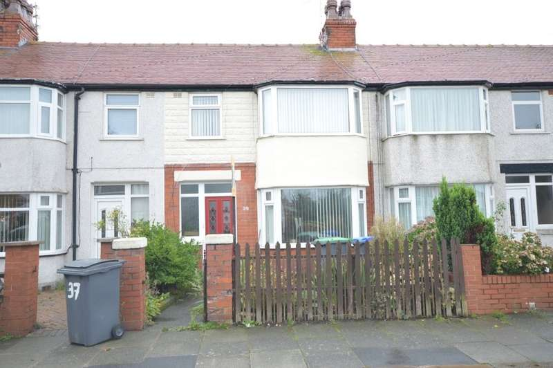3 Bedrooms Terraced House for sale in Collyhurst Avenue, South Shore