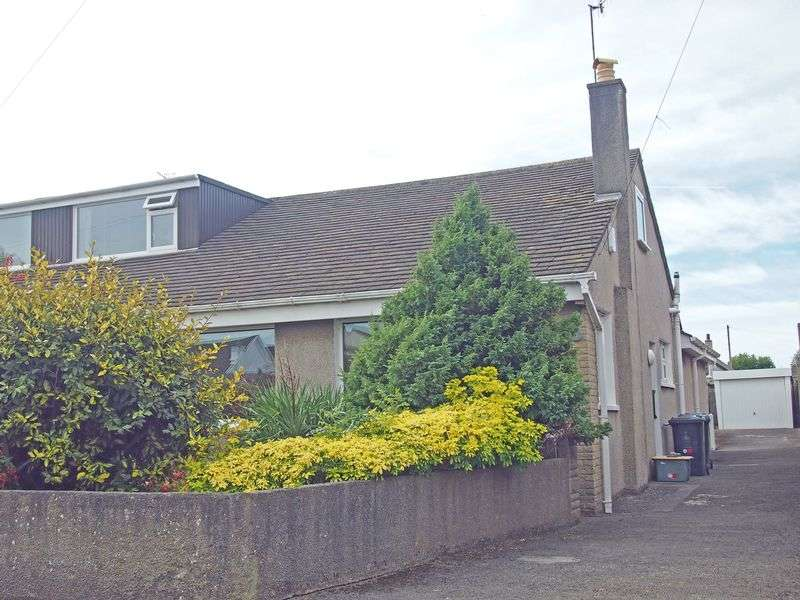 2 Bedrooms Semi Detached Bungalow for sale in St. Helens Road, Overton