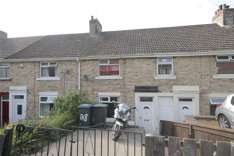 3 Bedrooms Terraced House for sale in Pemberton Avenue, The Grove, Consett, DH8