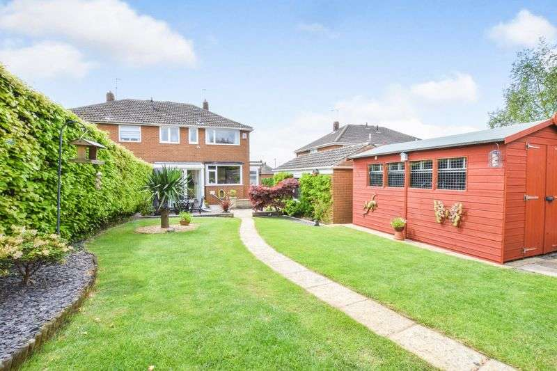 3 Bedrooms Semi Detached House for sale in Middle Field Road, Grange