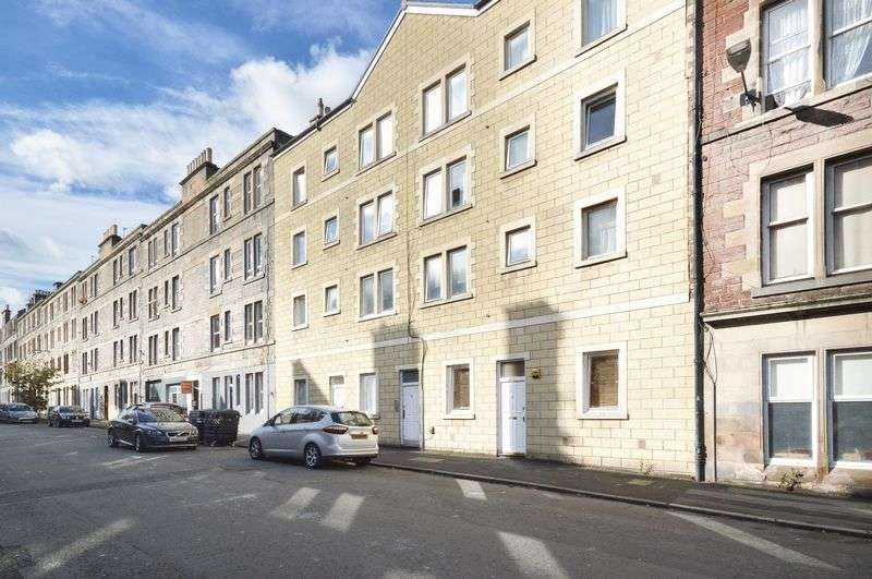 1 Bedroom Flat for sale in 12/6 Sloan Street, Leith, Edinburgh, EH6 8PJ