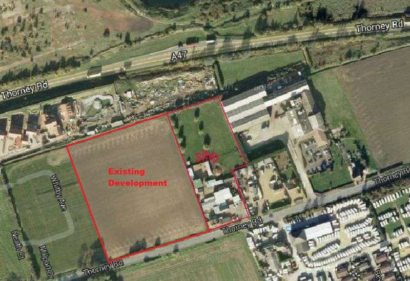 Land Commercial for sale in Thorney Road, Eye, Peterborough