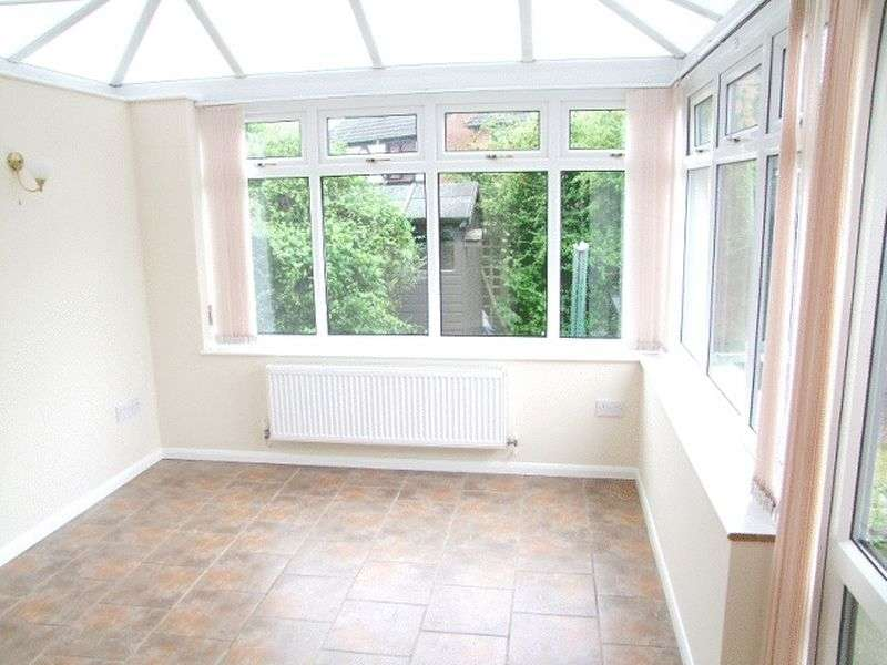 2 Bedrooms Detached Bungalow for sale in The Chevin, Stretton