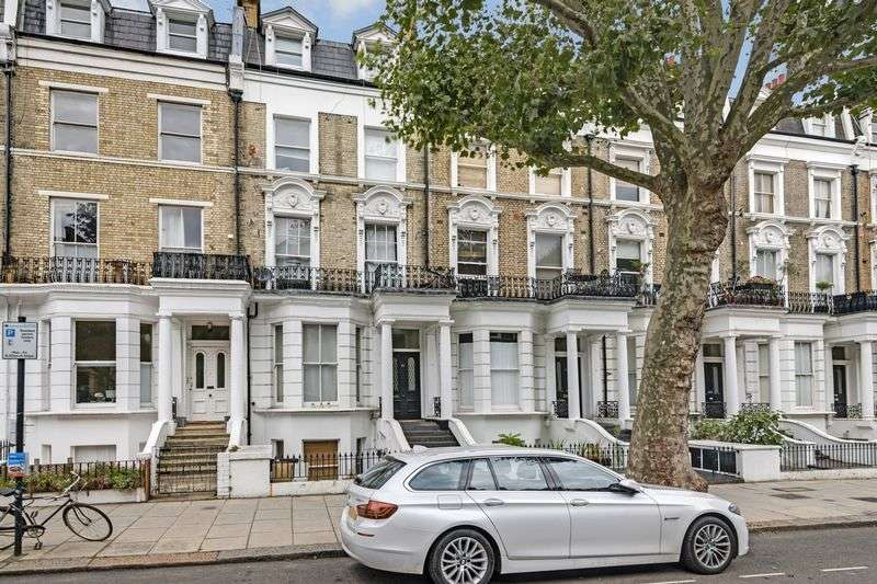 2 Bedrooms Flat for sale in Sutherland Avenue, Maida Vale London W9