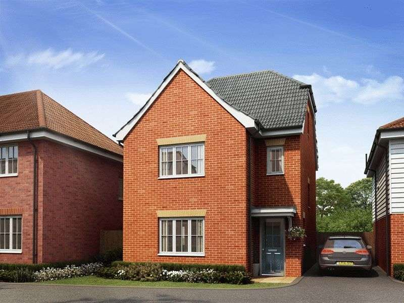 4 Bedrooms Detached House for sale in Plot 53 The Lumley, Lumley Street, Castleford, WF10
