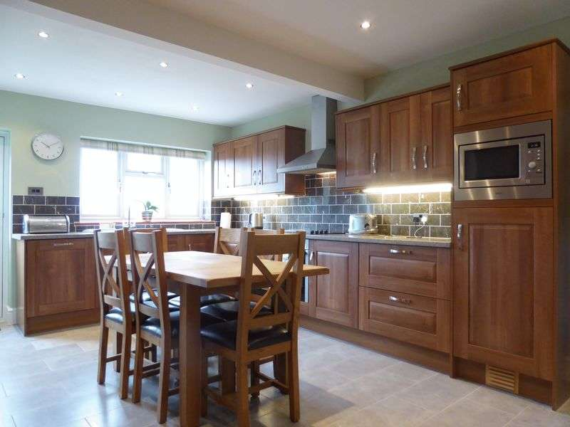 3 Bedrooms Detached Bungalow for sale in Aldersey Lane, Adersley, Nr Tattenhall, Chester