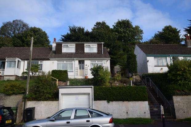 3 Bedrooms Semi Detached Bungalow for sale in Foxhole Road, Paignton, Devon
