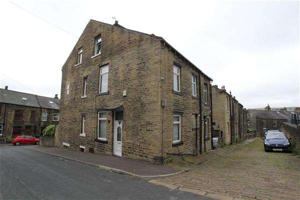 2 Bedrooms End Of Terrace House for sale in Newton Street, Sowerby Bridge