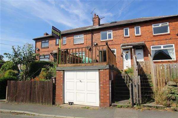 2 Bedrooms Terraced House for sale in Sunnybank Street, Sowerby Bridge