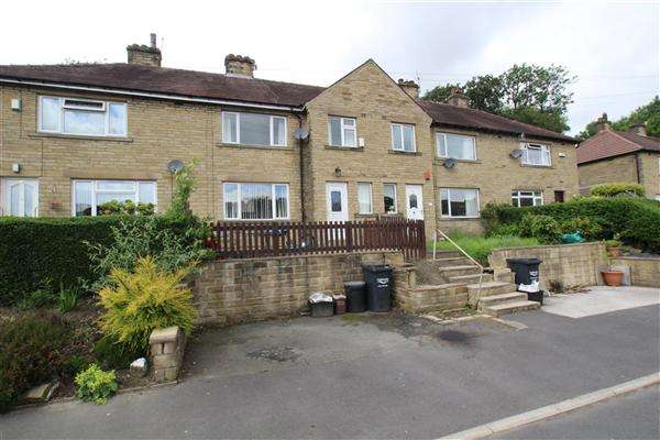 3 Bedrooms Terraced House for sale in Brigg Royd, Ripponden, Sowerby Bridged