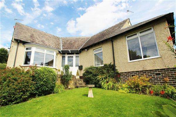 4 Bedrooms Detached House for sale in Pinetrees, 4 Willowfield Drive, Halifax