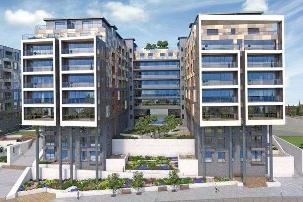 1 Bedroom Apartment Flat for sale in Adelphi Wharf Phase 3, Manchester