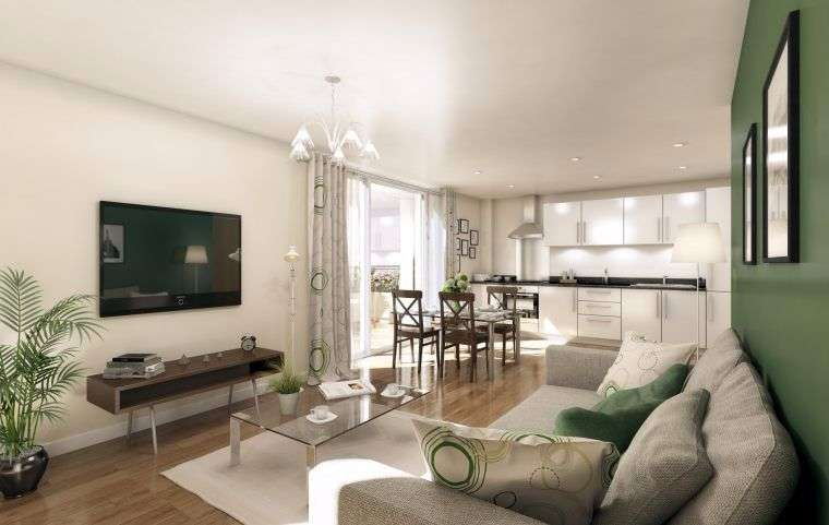 3 Bedrooms Apartment Flat for sale in Adelphi Wharf Phase 3, Manchester