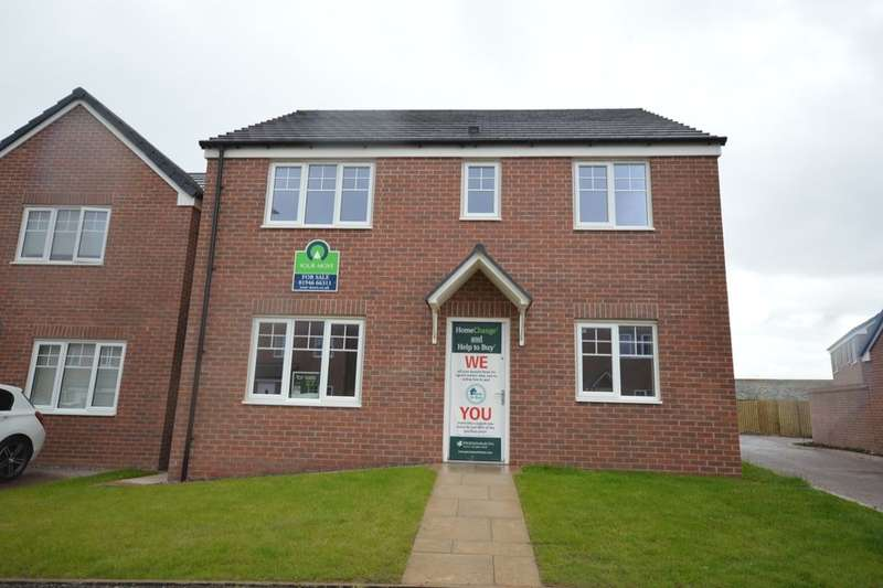 4 Bedrooms Detached House for sale in Links Crescent, The Links, Seascale, CA20