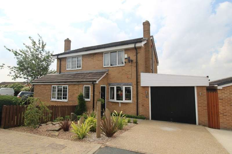 2 Bedrooms Semi Detached House for sale in Roeburn Close, Mapplewell, Barnsley, S75