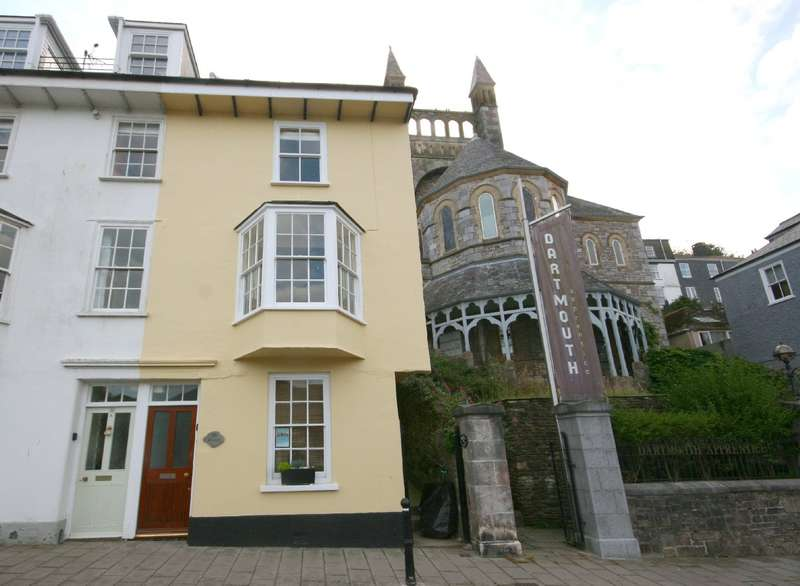 3 Bedrooms Terraced House for sale in At Last, 35 Newcomen Road, Dartmouth, TQ6 9BN
