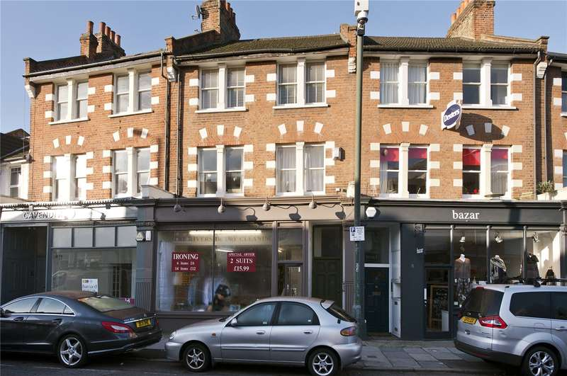 2 Bedrooms Flat for sale in The Broadway, London, SW13
