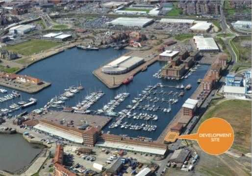 Commercial Property for sale in Navigation Point, Hartlepool Marina, Hartlepool