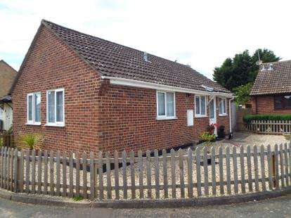 3 Bedrooms Bungalow for sale in Hellesdon, Norwich, Norfolk
