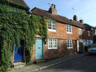 2 Bedrooms Terraced House for sale in Fair Lane, Robertsbridge, East Sussex, 19 Fair Lane