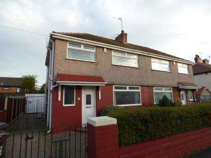 3 Bedrooms Semi Detached House for sale in Trevor Drive, Liverpool, Merseyside, L23