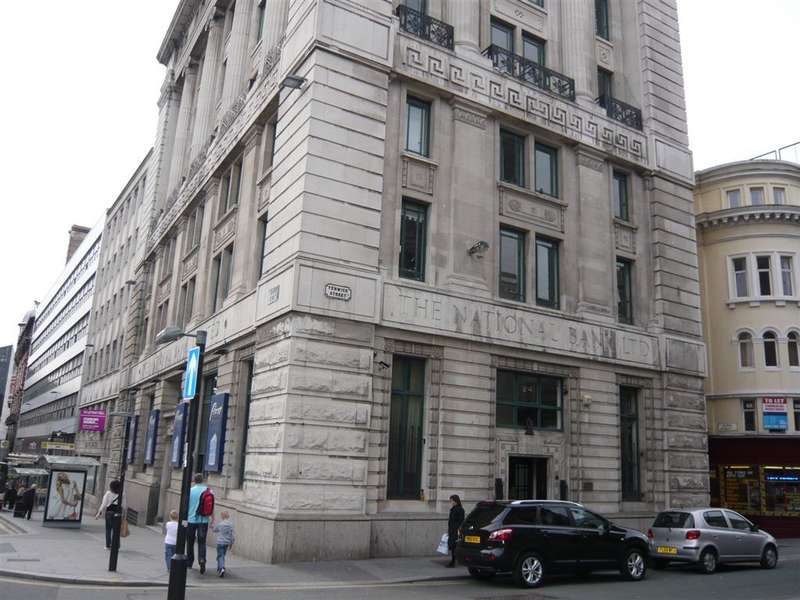 1 Bedroom Apartment Flat for sale in National Bank Building Fenwick Stre, Liverpool, L2