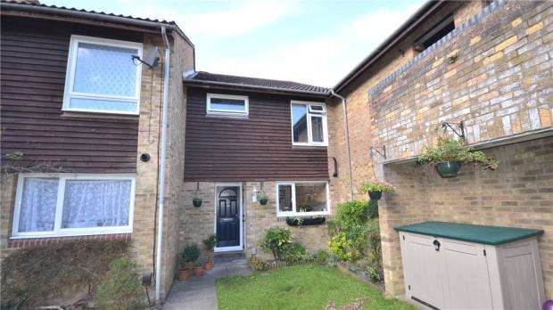 3 Bedrooms Terraced House for sale in Hillberry, Bracknell, Berkshire