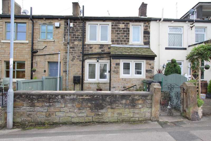 1 Bedroom Cottage House for sale in Moor Lane, Gomersal