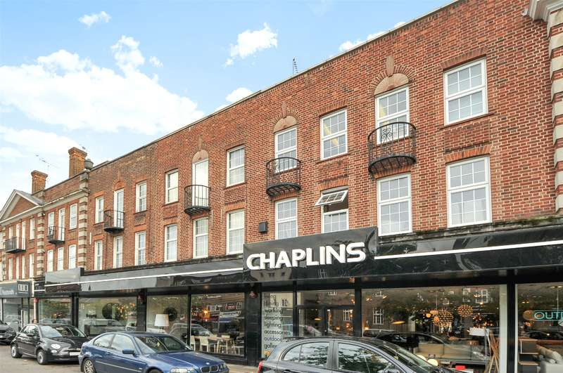1 Bedroom Apartment Flat for sale in Uxbridge Road, Hatch End, Middlesex, HA5