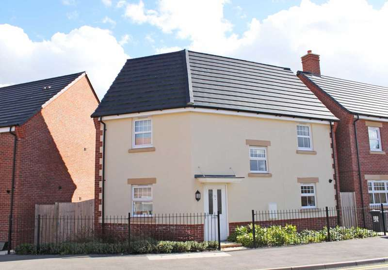 3 Bedrooms Detached House for sale in Sir Frank Williams Avenue, Didcot