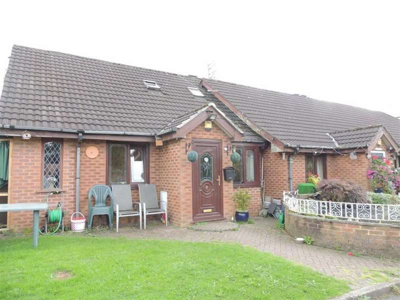3 Bedrooms Bungalow for sale in Ormonde Court, ASHTON-UNDER-LYNE