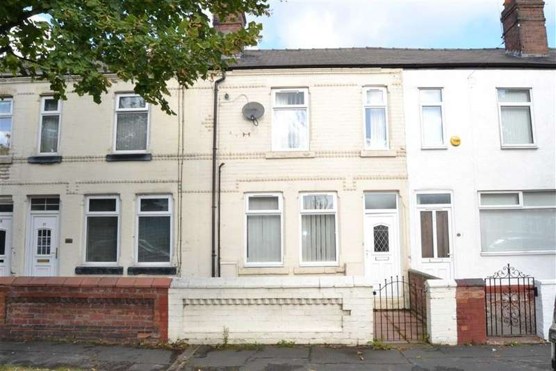 2 Bedrooms Property for sale in Crescent Road, Ellesmere Port, South Wirral
