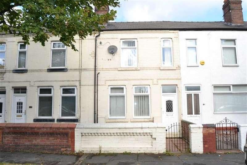 2 Bedrooms Property for sale in Crescent Road, Ellesmere Port, South Wirral