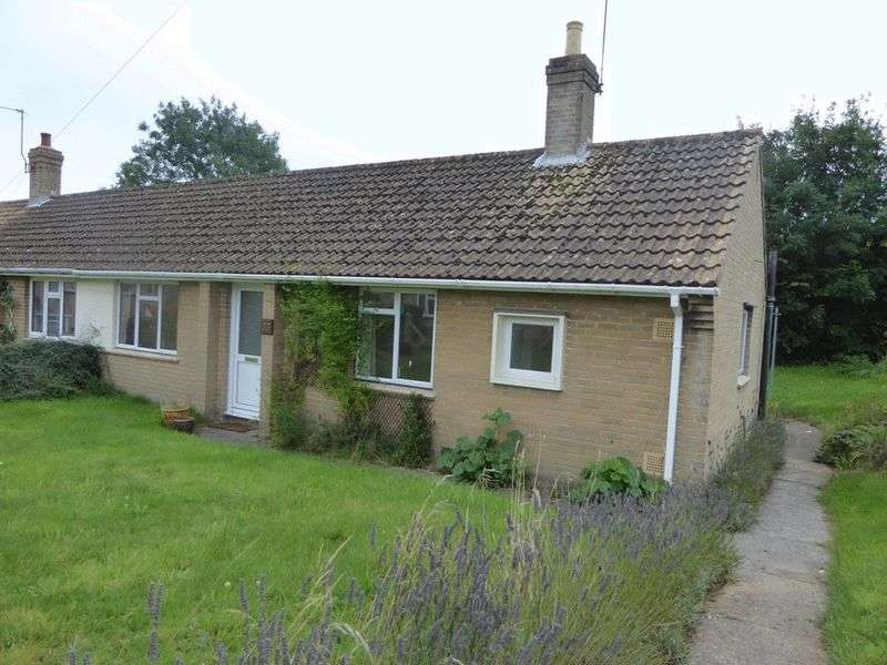 2 Bedrooms Semi Detached Bungalow for sale in Lakefields, Yeovil
