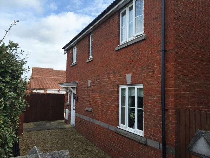 3 Bedrooms Detached House for sale in Heligan Walk, Weston Village, Weston-super-Mare