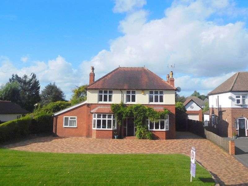 5 Bedrooms Detached House for sale in Crewe Road, Wistaston