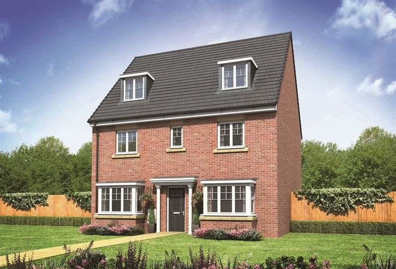 4 Bedrooms Detached House for sale in Plot 15 - The Regent, Newcastle Road, Crew, CW2